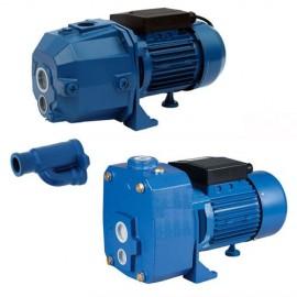 Bomba BCN serie DJ autoaspirante de 1 CV  y 1'5 CV para agua.