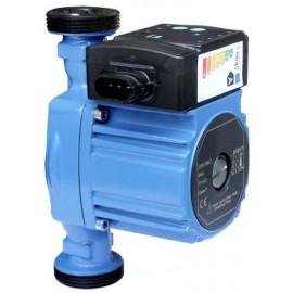Bomba aceleradora autoregulable para calefaccion de alta eficiencia y velocidad variable que permiten un gran ahorro energético.