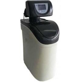 Descalcificador MINISOFT de ultima generacion de 7 litros de resina y bajo consumo de sal con valvula TM69.