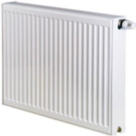 Radiador calefaccion ECOSTYLE  chapa de acero de 600 mm de altura y  Panel doble con doble convector.