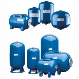 HASABOX Depósitos de membrana recambiable para grupos de presion de agua.
