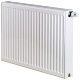 Radiador calefaccion ECOSTYLE chapa de acero de 600 mm de altura y Panel doble con convector carenado..