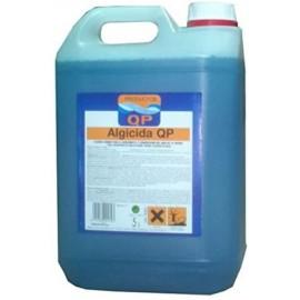 ALGICIDA QP para el agua de la piscina de 5 litros