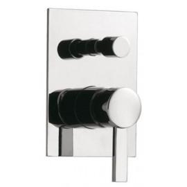 Grifería para baño-ducha 2 vías Bimini de Clever