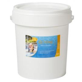 Cloro piscinas granulado Q-CHLOR de 5 kg