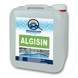 Algisin 25 litros QP-Algicida no espumante para la desinfeccion del agua de la piscina y spas.
