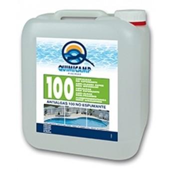 Antialgas 100 QP de 25 litros no espumante