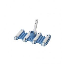 Limpiafondos flexible fijo clip Q.P.