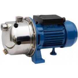 Bomba de agua serie JETINOX de 1 cv autoaspirante para grupos de presion y riegos.