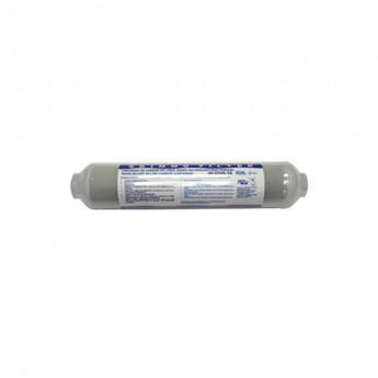 Postfiltro osmosis carbon BLOCK CTO Antibacterias Nanosilver