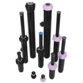 Difusor de riego TORO 570 Z 2P de 5 cm de emergencia con boquilla ajustable.