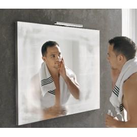 Espejo baño Style Plus con ANTIVAHO de royo.