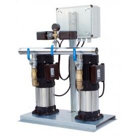 Grupo de presion doble para suministro de agua modelo GPD