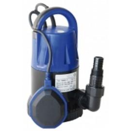 Bomba Sumergible para achique de agua limpia o ligeramente sucia .