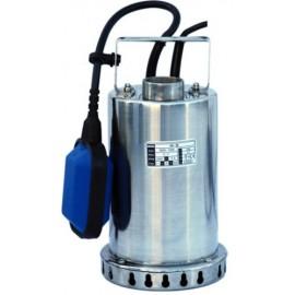 Bomba sumergible para achique de aguas serie sx.