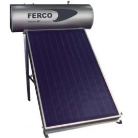 Calentador solar termosifon Ferco de agua caliente con acumulador de 150 litros modeloFCE 2.0/FCS 2.0