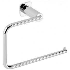 Anilla lavabo baño serie BASIC cromo de laton y zamak.