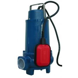Bomba de agua sumergible para aguas residuales Serie MINI PAF CON TURBINA ABIERTA.