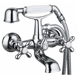 Grifo de baño-ducha bimando With2 Antigona  de Clever