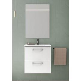 Mueble baño HONE(mueble-lavabo y espejo)