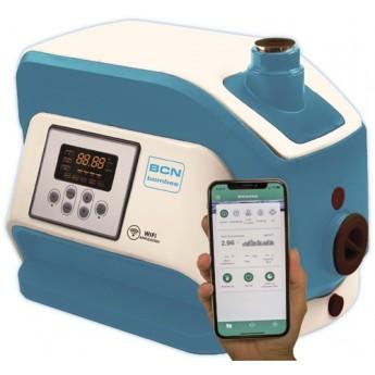 Bomba de agua de presión inteligente, compacto con variador de f recuencia con Wifi
