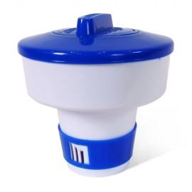 Dosificador flotante pequeño (12 un, caja) Q.P.