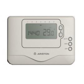 Conotermostato ambiente calefaccion Ariston.