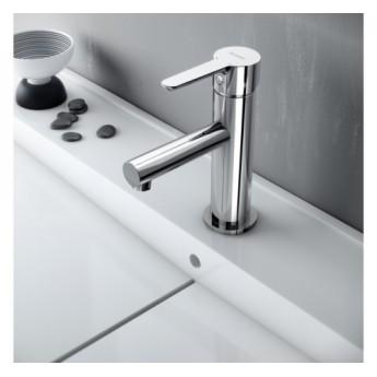 Grifo de lavabo OSLO de Genebre.Lo tienes disponible en 3 alturas diferentes.