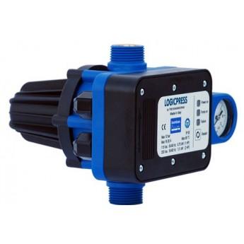 Regulador para bombas de agua electrónico LOGICPRESS para el control automatico de funcionamiento.