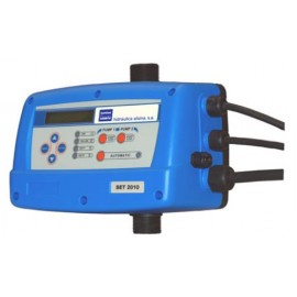 Controlador de bombas ECOVAR 3010  con variador de velocidad